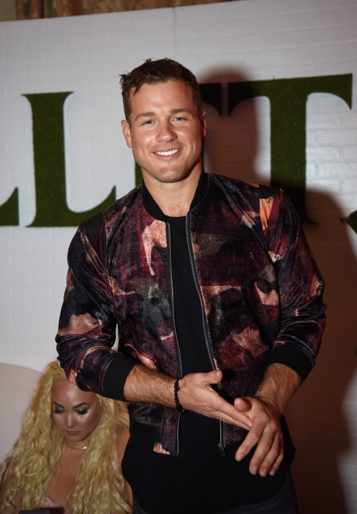 The Bachelor Colton Underwood at LAFW by Art Hearts Fashion